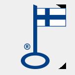 Aino Tiskiharja on kotimainen Avainlippu-tuote